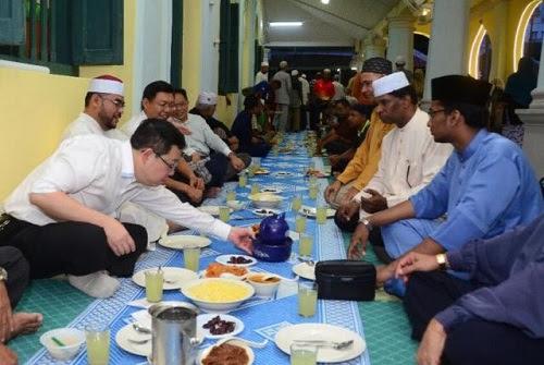Kerajaan P Pinang sumbang RM15 juta kepada guru agama sejak 2008