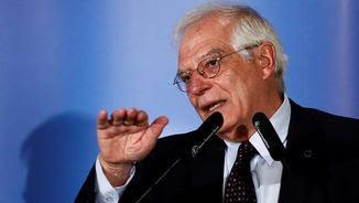 El ministre d'Exteriors, Josep Borrell, crida l'ambaixador belga a consultes (EFE)