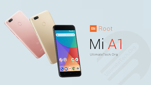 How To Root Xiaomi Mi A1 [Easy Method 100% Working]