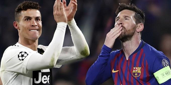 Bermain di Generasi yang Sama, Inilah Indahnya Rivalitas Ronaldo-Messi