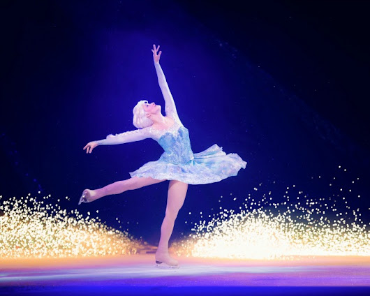 This Weekend's Family Fun - Disney on Ice Worlds of Enchantment • What Says You, Jennylou?