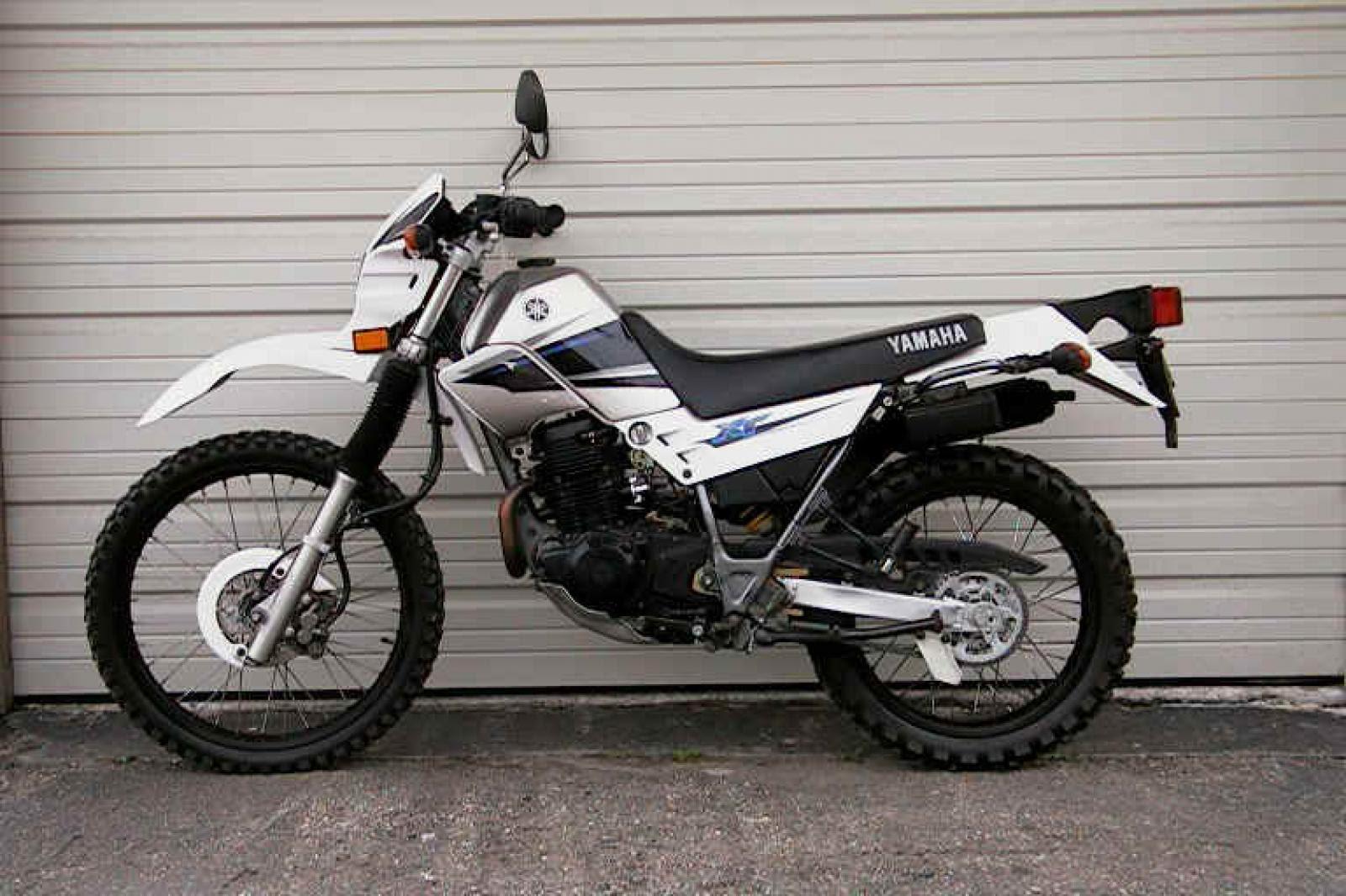 2005 Yamaha Xt 225 Moto Zombdrive Com