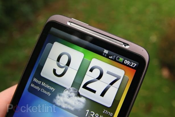 Android 2.3: Expect your phone to predict the weather