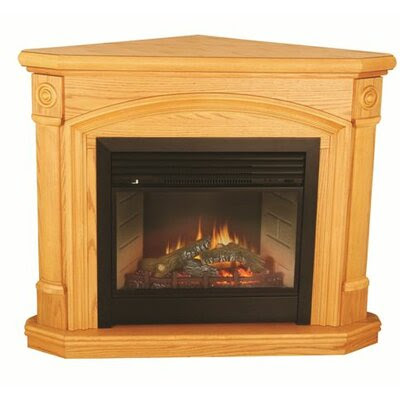 Corner Fireplaces Chimney Free Corner Electric Fireplace