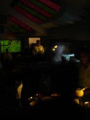 spaceship bar