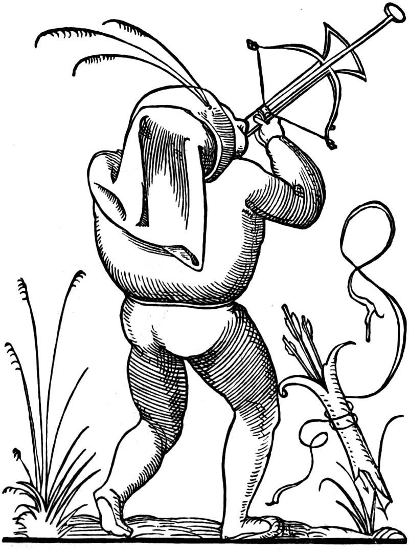 François Desprez - Les Songes drolatiques de Pantagruel - 68