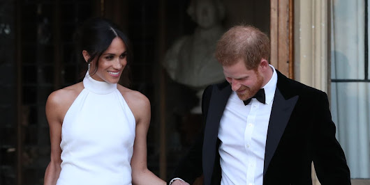What Happened at Meghan Markle and Prince Harry's Wedding Reception - News From Meghan and Harry's After Party