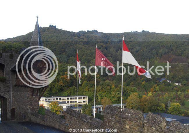 Reichsburg Castle View