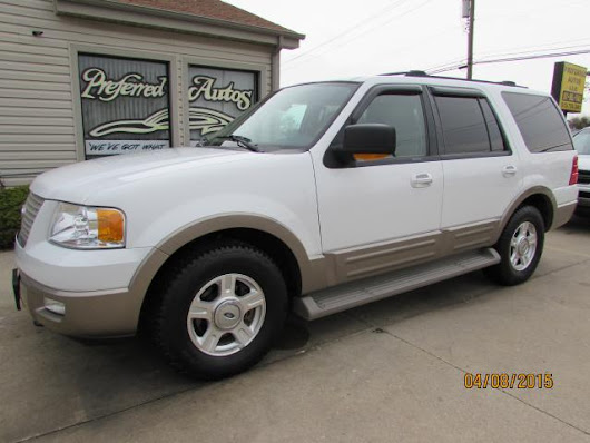 Used 2003 Ford Expedition for Sale in West Chester OH 45069 Preferred Autos LLC