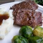 Slow Cooker Roast Beef Recipe