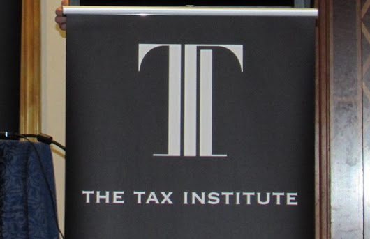 Tax Institute pulls apart government's GST position