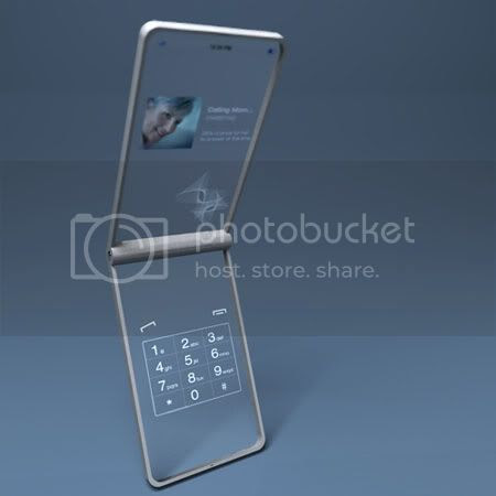 Mobile phone concept