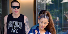 Pete Davidson's Proposal to Ariana Grande Was So Lowkey He 'Didn't Get On a Knee'