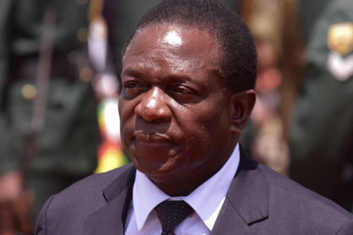 Mnangagwa To Be Sworn In As Zimbabwe's President On Friday