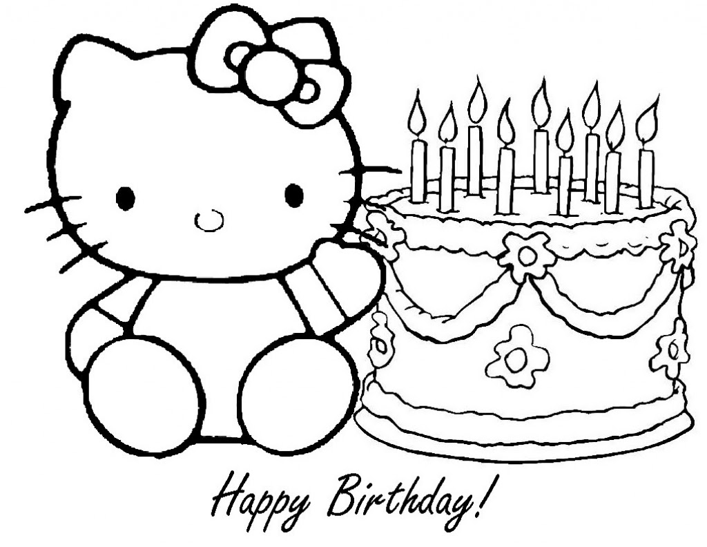 Happy Birthday Aunt Coloring Pages at GetColorings.com ...