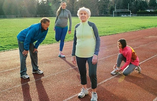 The Age Defying Brain of a 93-Year-Old Athlete - Be Well Buzz
