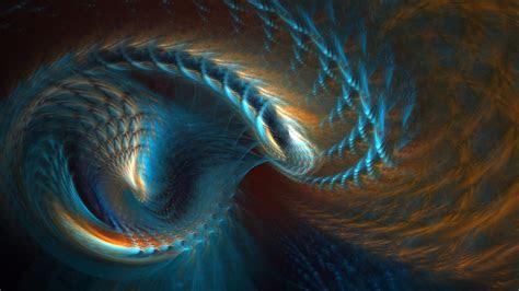 hd wallpaper ellipse turquoise movement