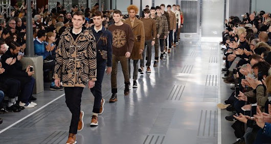 Louis Vuitton Men Fall 2015 Collection