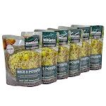 Wild Garden Mediterranean Foods, Rice & Potato Pilaf - 8.8 Ounce - PACK OF 6