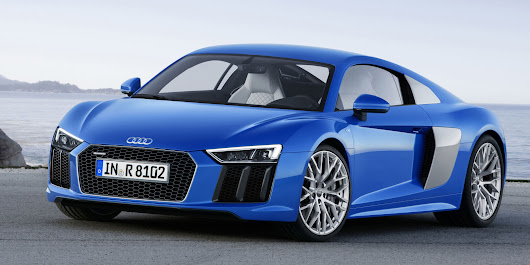 The 2015 R8 is the fastest and most powerful Audi ever