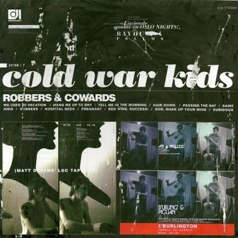Cold War Kids We Used To Vacation Lyrics