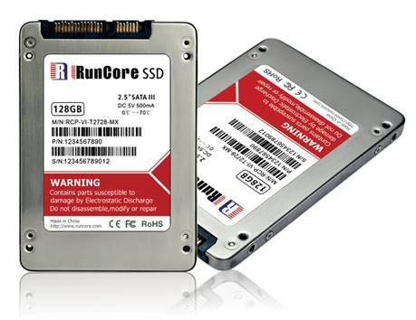 RunCore rolls out Pro VI SSD for Ultrabooks in need of a jolt