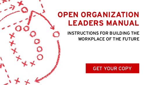 Open Organization Leaders Manual