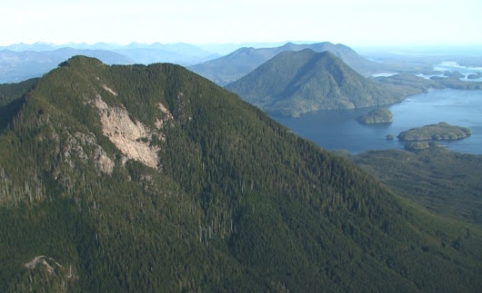 Imperial Metals want to build a mine that could destroy Clayoquot and Tofino.