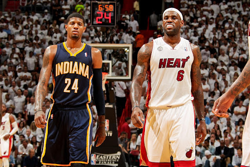 """Avatar of """"I Was Pissed, I Was Hurting"""": Former Miami Heat Player Recalls Team's Struggles Against Paul George's Indiana Pacers"""