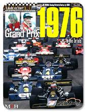 Libro Model Factory Hiro - JOE HONDA Racing Pictorial Series - Grand Prix in the Details 1976