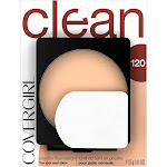 COVERGIRL Simply Powder Foundation, creamy natural - 0.41 oz compact