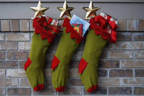 Best Way To Put Names On Christmas Stockings