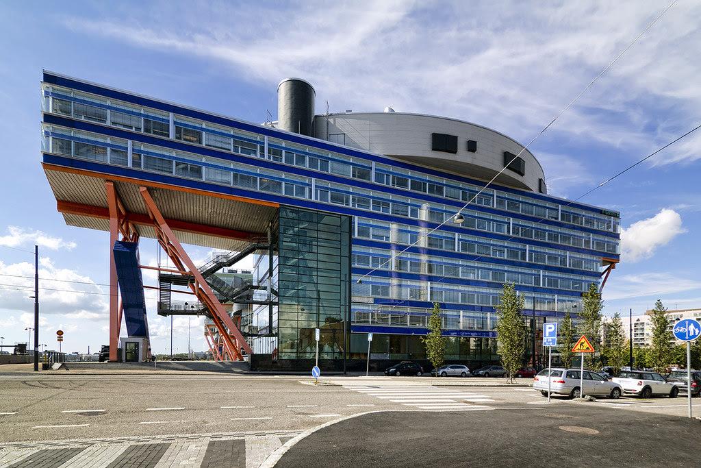 HTC Offices Helsinki
