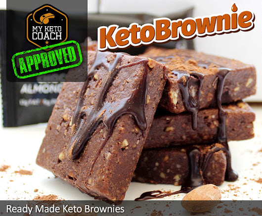 Keto Brownie Product Review & Where to Buy - My Keto Coach