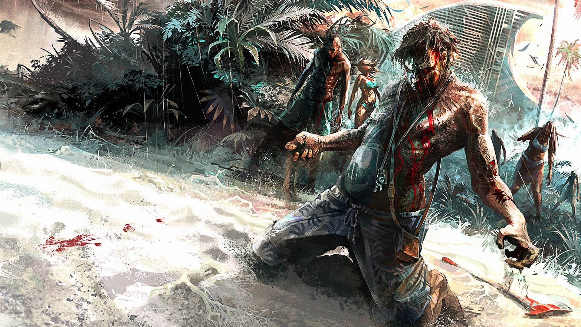 Resultado de imagem para dead island wallpaper