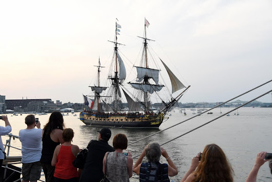 Of course there's a Wellesley angle to Sail Boston | The Swellesley Report - News about Wellesley, Massachusetts