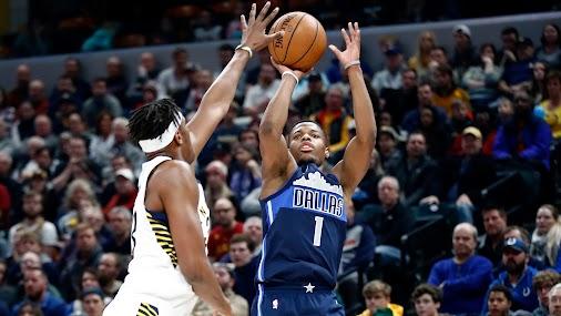 Re-Share: Dennis Smith Jr. #NBAVOTE +Dallas Mavericks +NBA on ESPN +TBS +NBA +Hayes Grier