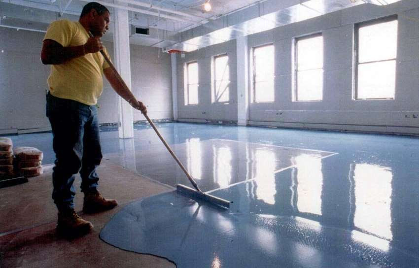 Epoxy Flooring Cost In South Africa