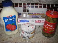 deviled eggs ingredients