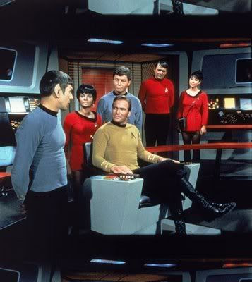 TOS Cast - TV Show Pictures, Images and Photos