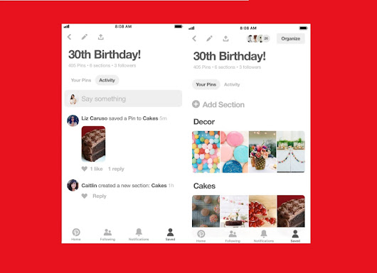 Pinterest Adds New Group Collaboration Tools to Boost Engagement