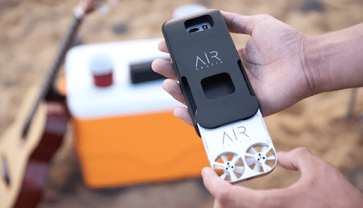 This Drone Camera Will Take Your Selfies to the Next Level | Tycoonstory
