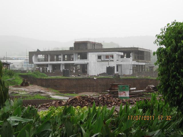 Club House at Mont Vert Vesta Urawade Pirangut Pune 412 108