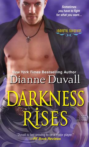 Darkness Rises (Immortal Guardians, #4)