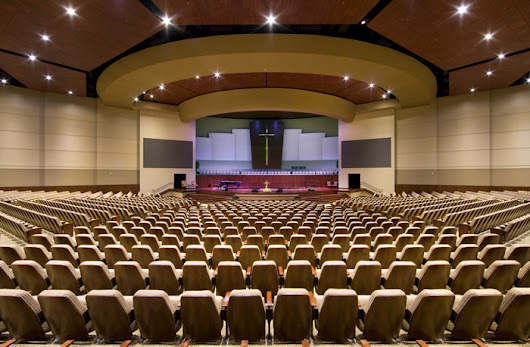 Choosing Fixed Seating for Churches and Places of Worship