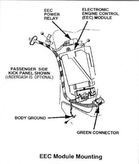 1990 Mustang GT Not starting fuel pump not running ...