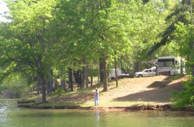 Enjoy Spacious Camping at Army Corps of Engineers RV Campgrounds - RV Life