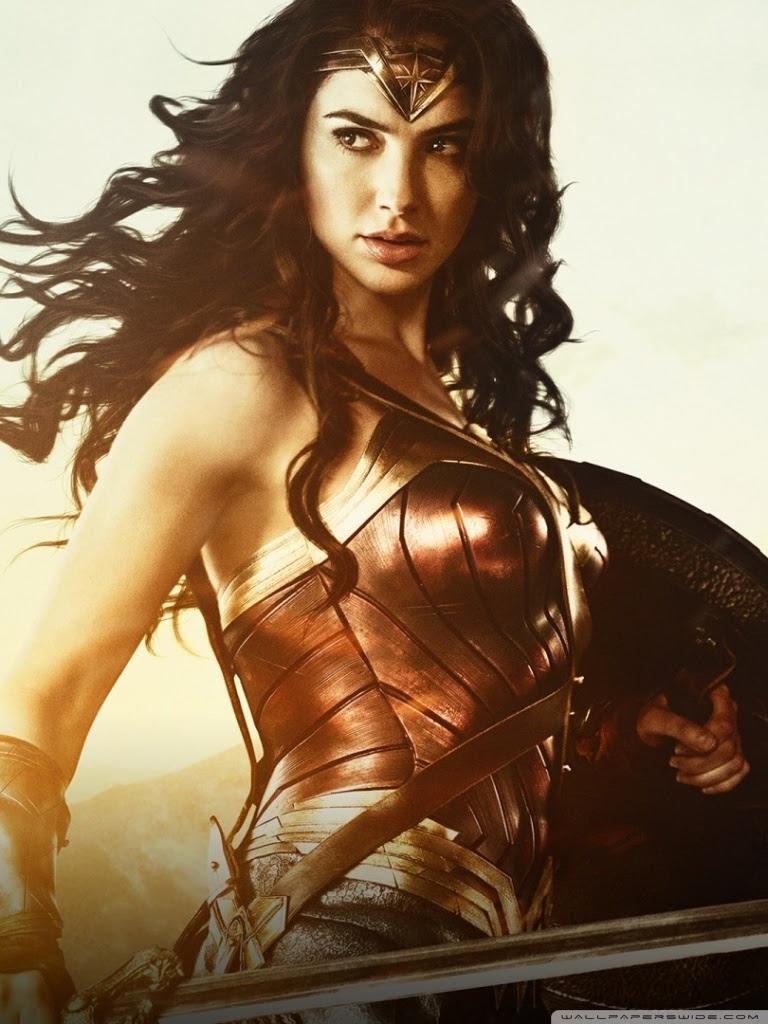 Gal Gadot Wonder Woman Ultra Hd Desktop Background Wallpaper For