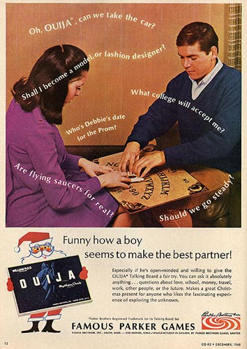 Ouija Board - 1968