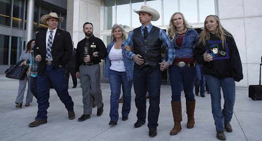 Case Against Cliven Bundy, Sons Ammon and Ryan, Dismissed Due to Prosecutorial Misconduct
